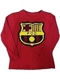 Fash Camiseta Lentejuelas Barcelona Talla 14 725d2339f319c