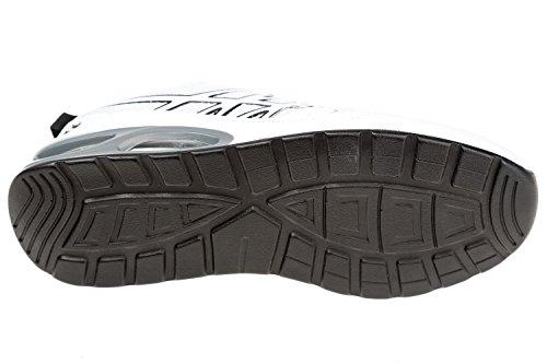 gibra, Sneaker donna Bianco (bianco / nero)