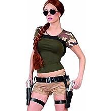 Suchergebnis Auf Amazonde Für Lara Croft Kostüme