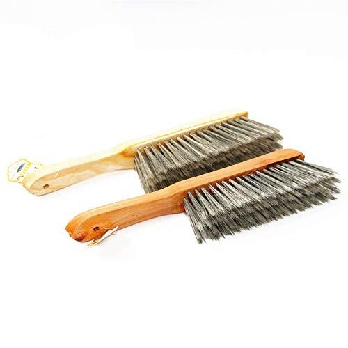 Zhou yunshan spazzola per la pulizia e la tappezzeria della spazzola di spazzolatura della spazzola di spazzata domestica della spazzola di legno solido.