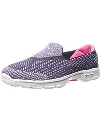 Skechers Go Walk 3 Go Knit - Zapatillas de deporte Mujer