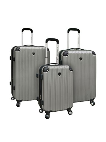 travelers-club-luggage-3-piece-hardside-luggage-sets-silver-one-size