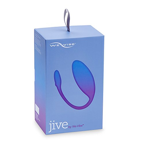 JIVE BY WE-VIBE BLUE lovense