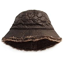Fashion Hat House - Gorro acolchado para la lluvia modelo Rawdon para mujer