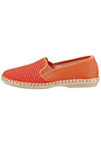 Eddie Bauer Pantofola Da Donna In Tessuto Arancione