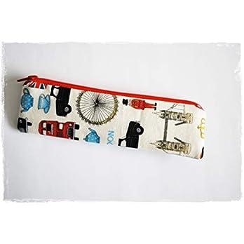 StifteMäppchen * Mini * Ideal für die Handtasche * Federmäppchen *