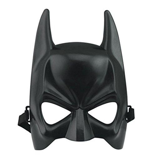 Batman Maske Masquerade Erwachsene für Halloween Party Karneval Partei 22 x 15 cm