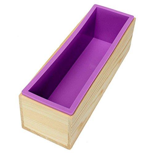 moule en silicone - SODIAL(R) non toxique, non sans odeur moule en silicone