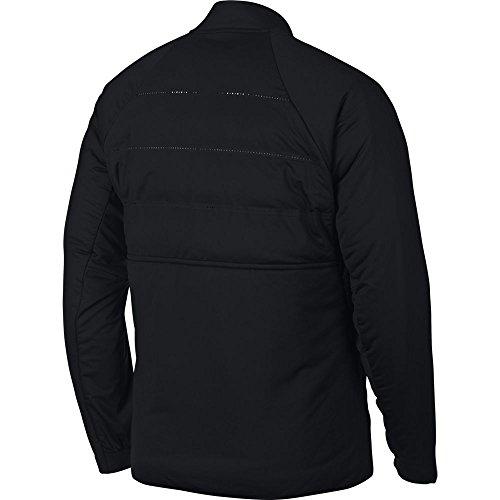 Nike 932235 Maglione Sportivo Uomo Nero X Large