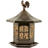 Avant Garden H04 Cupola Wild Bird Feeder Size: 8L x 10W ins. Outdoor, Home, Garden, Supply, Maintenance