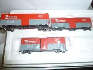 Märklin 45648 - Güterwagen - gedeckte Güterwagen - Wagenset - USA