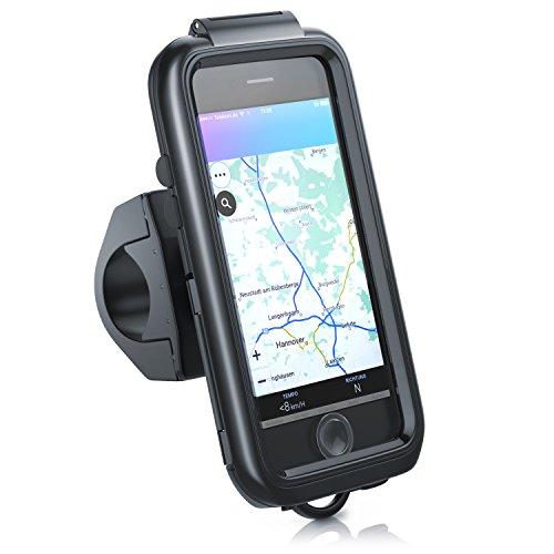 Arendo - iPhone 7 Soporte impermeable para bicicleta | bolsa/funda para bicicleta...