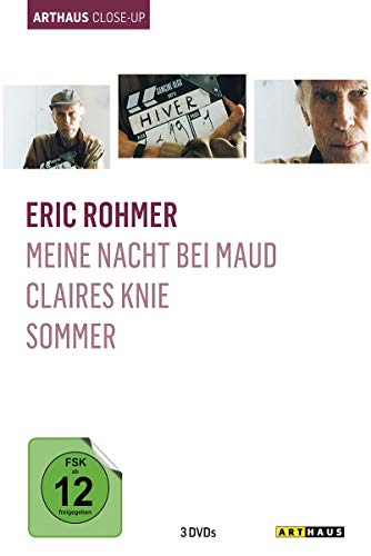 Eric Rohmer - Arthaus Close-Up [3 DVDs]