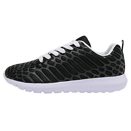 Frenchenal-Chaussures de sport Running Baskets Mode Entraînement Respirant Chaussures Homme Femme