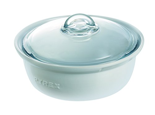 pyrex-impressions-casseruola-con-coperchio-in-stone-ware-trasparente-25-litri