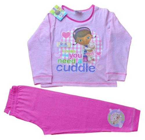 Doc McStuffin Schlafanzug, Größe 3-6 Jahre, pink Gr. 3-4 Jahre, rose