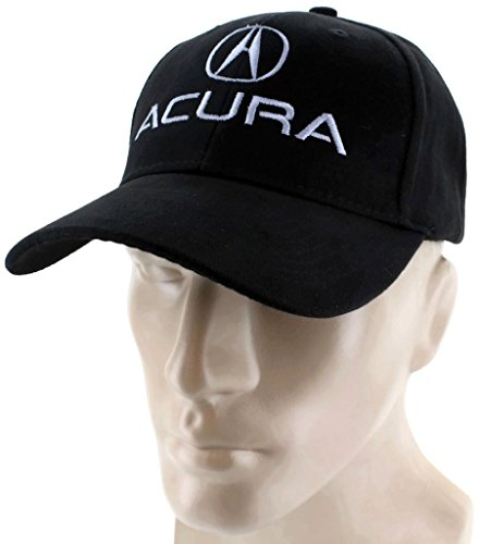 dantegts-acura-velcro-closure-black-baseball-cap-trucker-hat-snapback-ilx-mdx-rdx-tlx