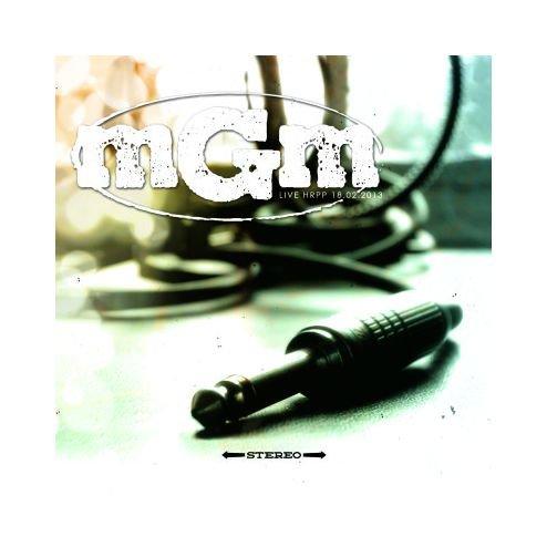 MGM: Live Hrpp 18.02.2013 [CD]