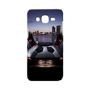 BLUEDIO Designer 3D Printed Back case cover for Samsung Galaxy A3 - G1433