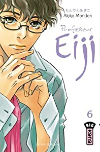 Professeur Eiji Edition simple Tome 6