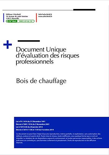 Einzigartiges Dokument zur Risikobewertung der Profis: Brennholz - Version 2020