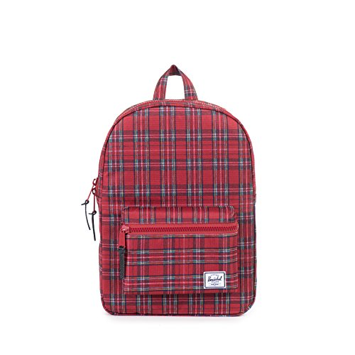 Zaino Uomo Donna Herschel Backpack Men Woman Settlement Youth Porta Pc L11 Red Plaid