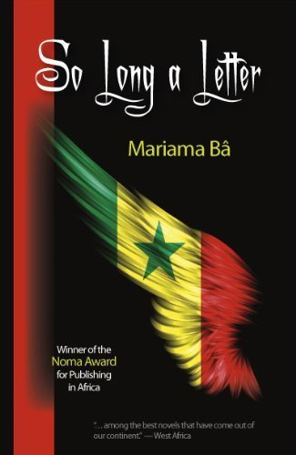 So Long a Letter by Mariama Ba (2012) Paperback