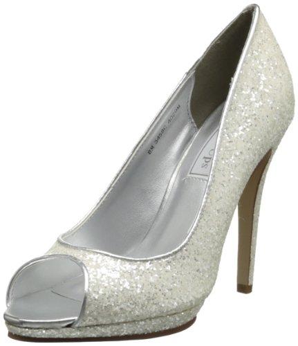 Touch Ups Damen Tease, Pearl Glitter, 38.5 EU Touch-ups Low Heel Heels