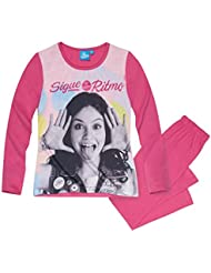 Disney Soy Luna Chicas Pijama 2016 Collection - fucsia