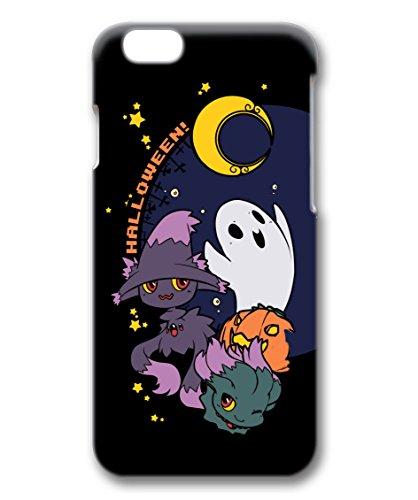 Fällen für iPhone 6S Custom IPhone 6, 0092574Happy Halloween Kostüme Schutzhülle für iPhone 6plus553D PC Material (Iphone Plus 6 Kostüm Halloween)
