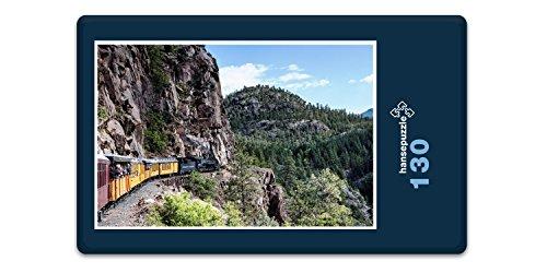 hansepuzzle-19615-reisen-durango-silverton-rail-130-teile-in-hochwertiger-kartonbox-puzzle-teile-in-
