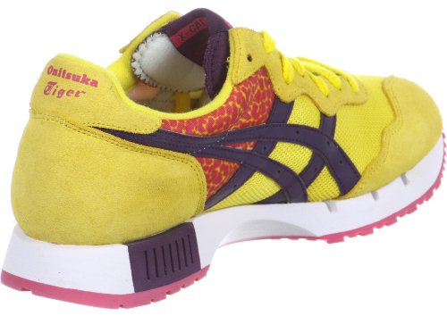 Asics Tiger X-Caliber W chaussures jaune violet