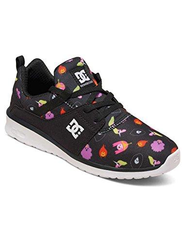 DC, Sneaker donna Black/Multi