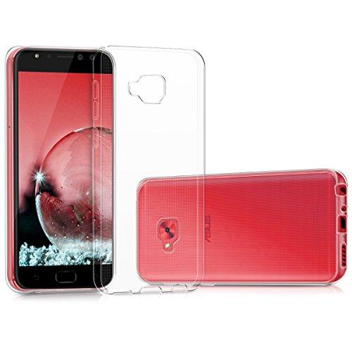 kwmobile ASUS Zenfone 4 Selfie Pro Hülle - Handyhülle für ASUS Zenfone 4 Selfie Pro - Handy Case in Transparent