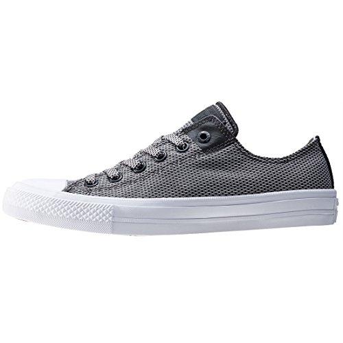 Converse Chuck Taylor All Star Ii Low Herren Sneaker Grau Grau