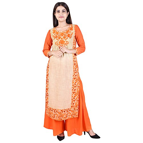 This Adesa Kurti With Palazzo/Plazo Set Has Beautifully Design By Latest Creation...