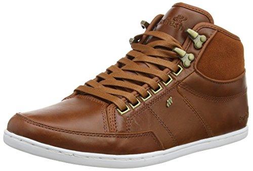 Boxfresh  Swapp 3, Herren Sneaker Braun Braun (Hellbraun) 25