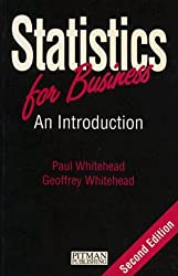Statistics for Business by Geoffrey Whitehead (1992-06-09)