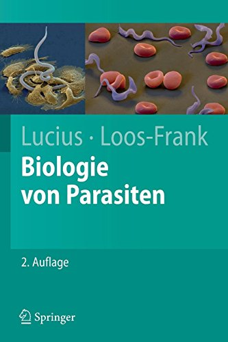 Biologie von Parasiten (Springer-Lehrbuch)