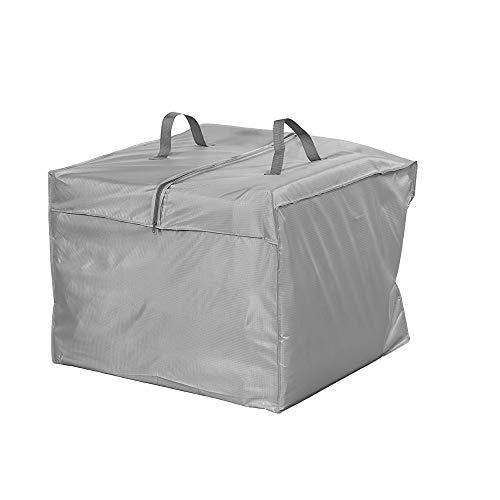 Premium Plus Leicht Schutzhülle/atmungsaktiv & Ultraleicht/für Gartenmöbelauflagen/für Loungekissen / *Die Neue Generation der Schutzhüllen*