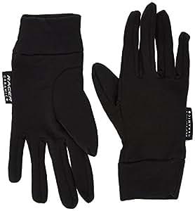 Racer Ceramic Gants de ski  Noir FR : S (Taille Fabricant : S)