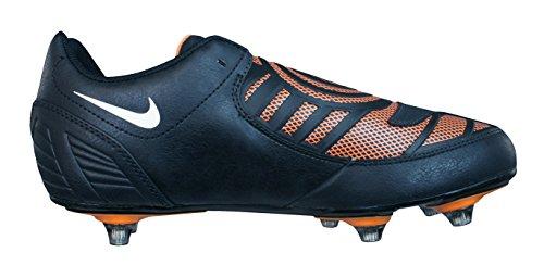 Nike Total 90 Shoot II Extra SG Garçons Chaussures de football Black