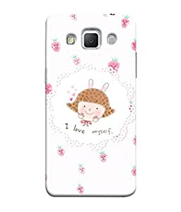 Fuson Designer Back Case Cover for Samsung Galaxy Grand Max G720 (part of yourself for the person)