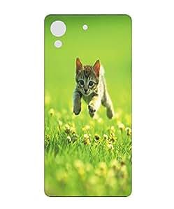 Techno Gadgets Back Cover for HTC Desire 728