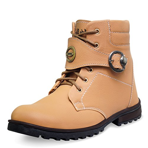 ADYBird MENS BOOT (7 M, BROWN)  available at amazon for Rs.599