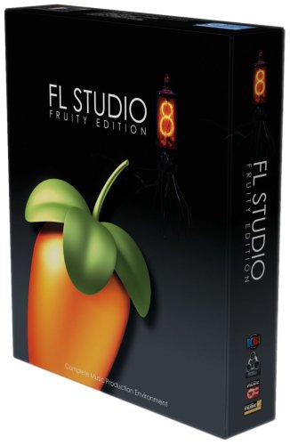 FL Studio 8 Fruity Edition (PC/Mac)