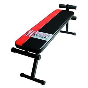 Body-One Planche abdo et banc de musculation