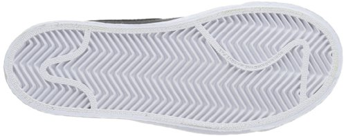 NIKE Blazer Mid 375490-045 Jungen Basketballschuhe Mehrfarbig (White/Grey/Blue 045)