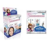 DISNEY FROZEN ~ FASHION PACK ~ 2 SHEETS PER PACK ~ TATTOOS, NAIL ART, GLITTER BRACELET, FACE DECORATIONS PLUS ONE SCENTED CARD!