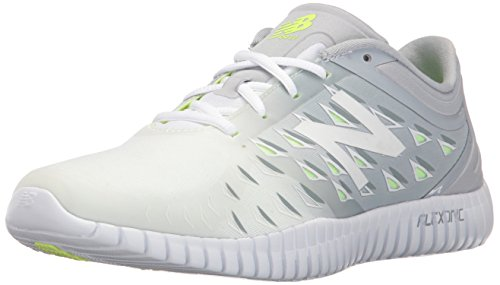 New Balance Ladies Wx99 Athletic Shoes Bianco / Visone Argento